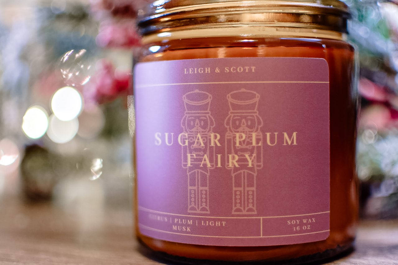 Sugar Plum Fairy | 16 oz