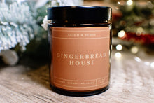 Load image into Gallery viewer, Gingerbread House | 6 oz
