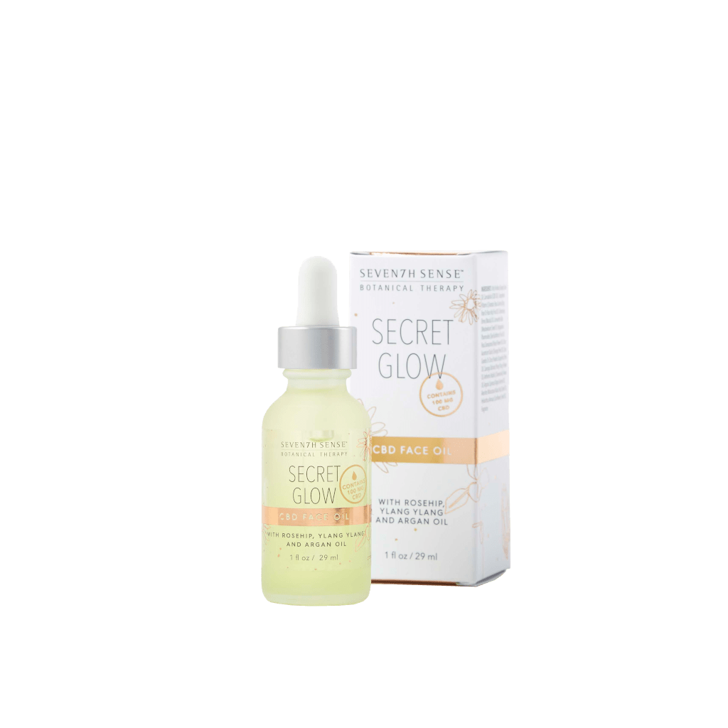 Secret Glow Face Oil