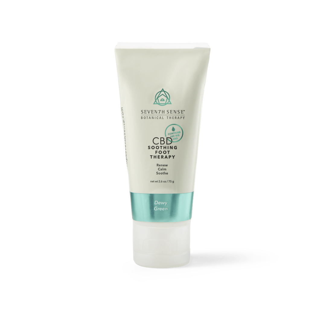 Soothing Foot Therapy Dewy Green