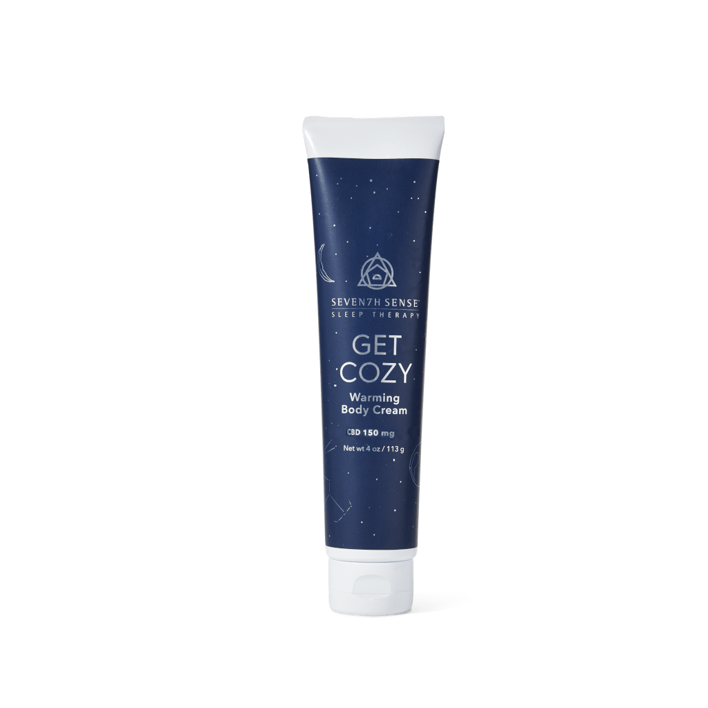 Get Cozy Sleep Warming Body Cream