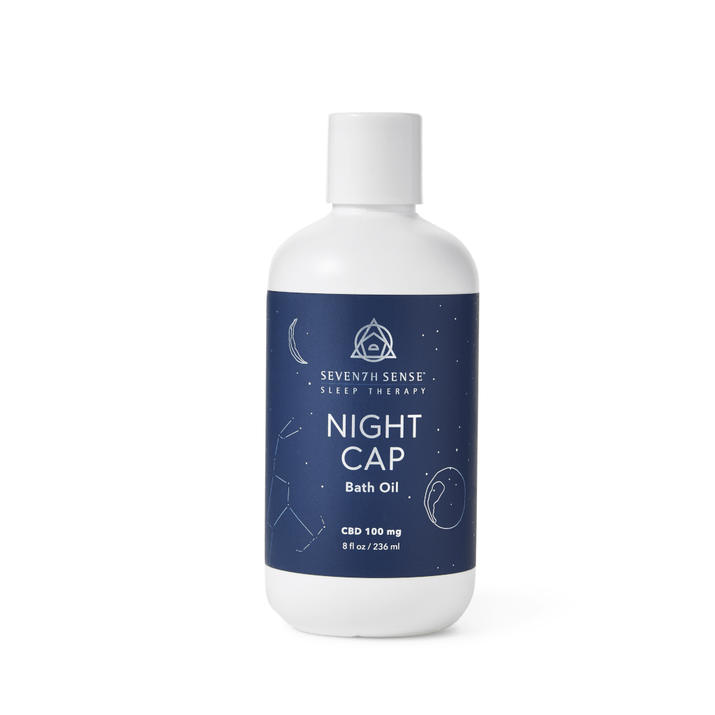 Night Cap Bath Oil