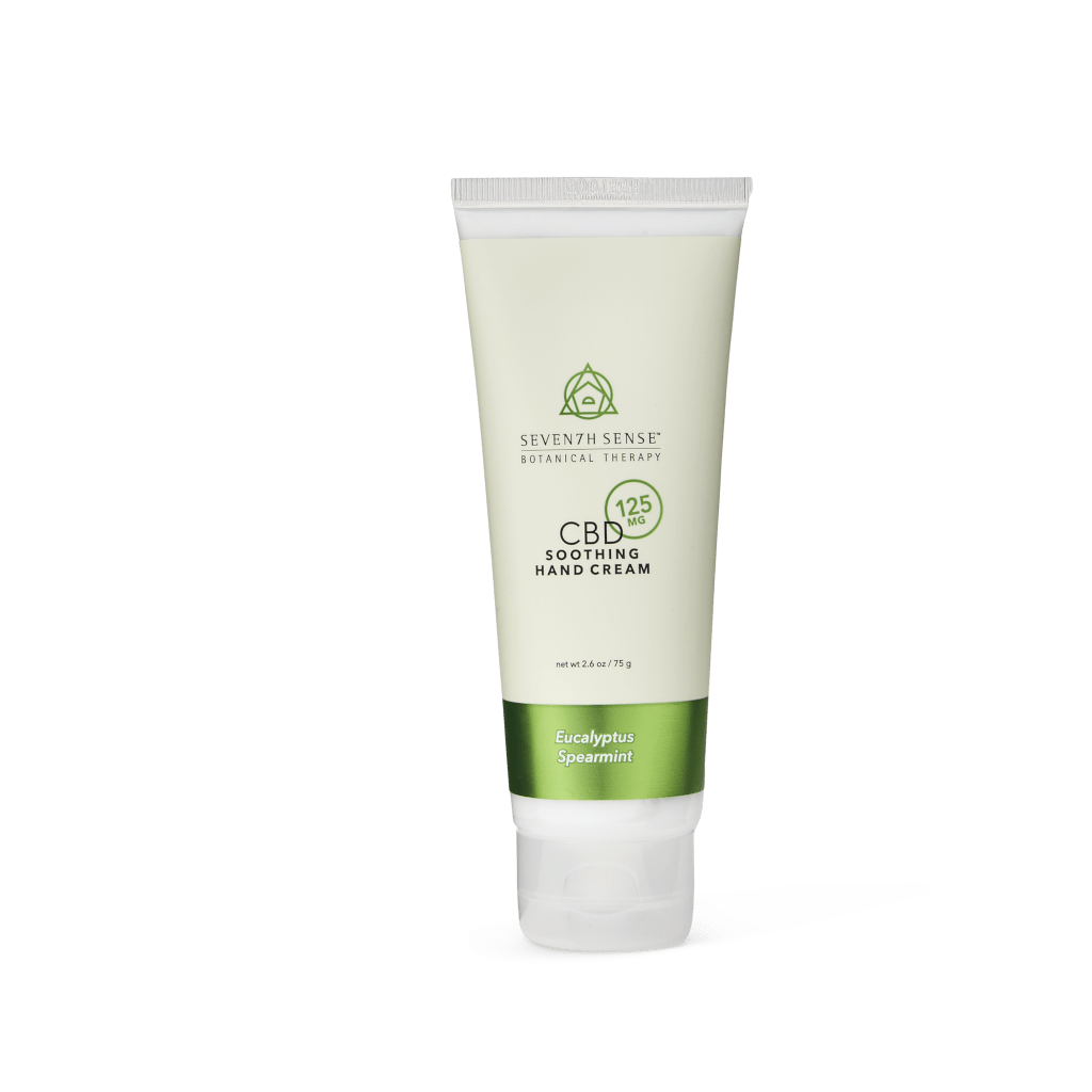 Soothing Hand Cream Eucalyptus Spearmint