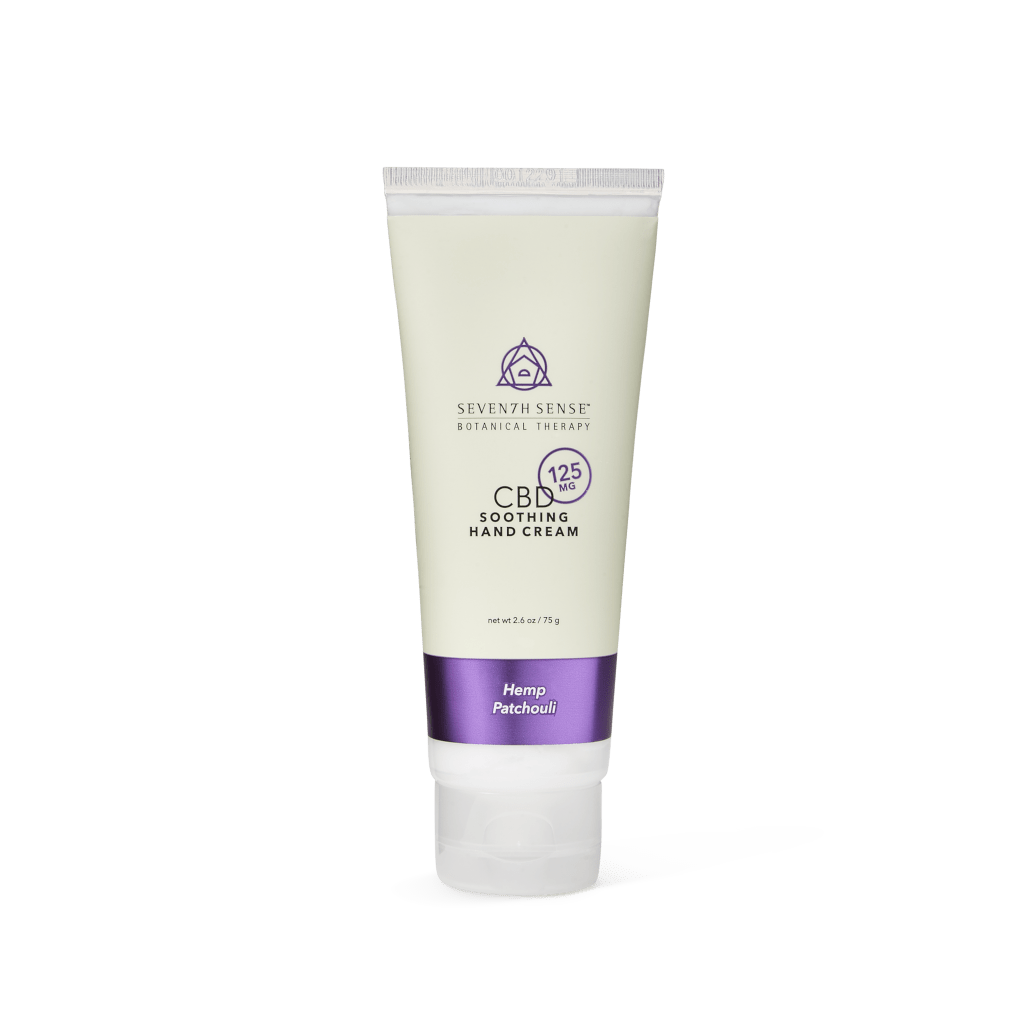 Soothing Hand Cream Hemp Patchouli