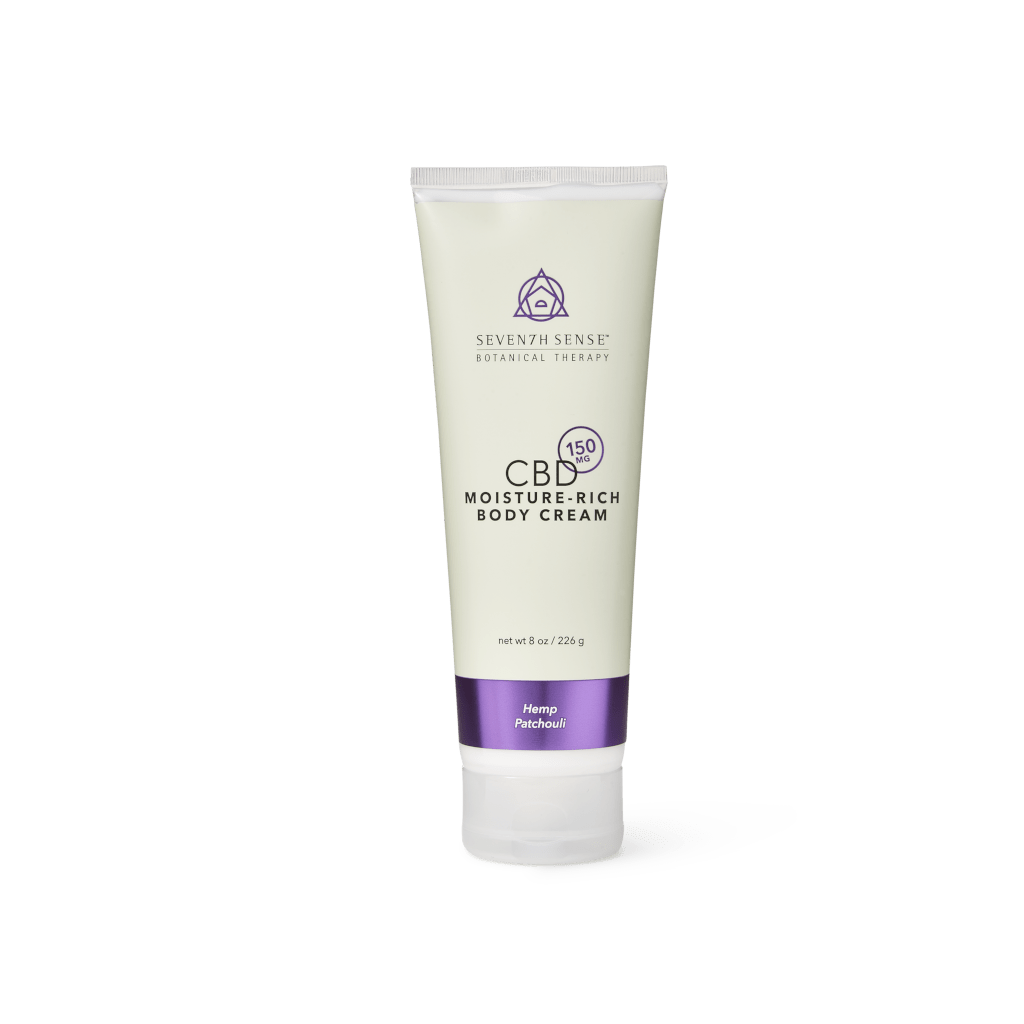 Body Cream Hemp Patchouli