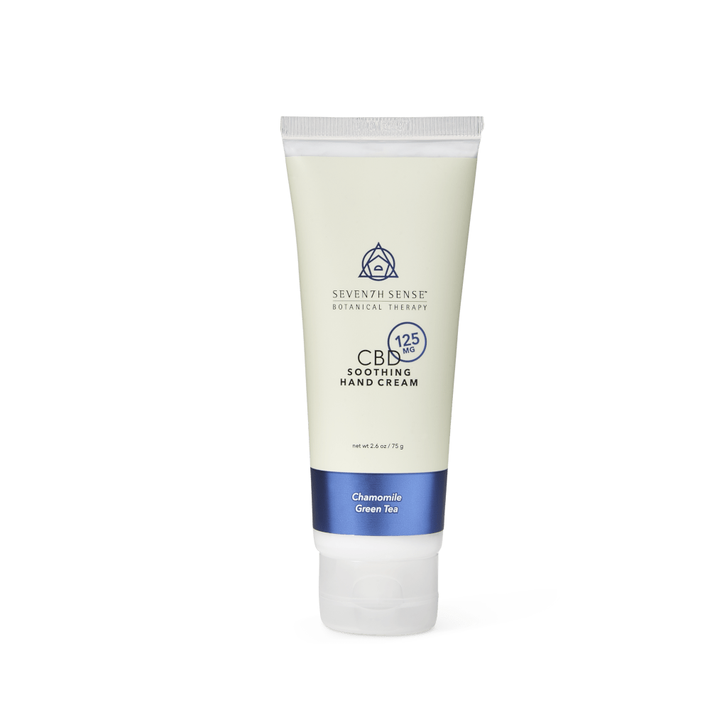 Soothing Hand Cream Chamomile Green Tea