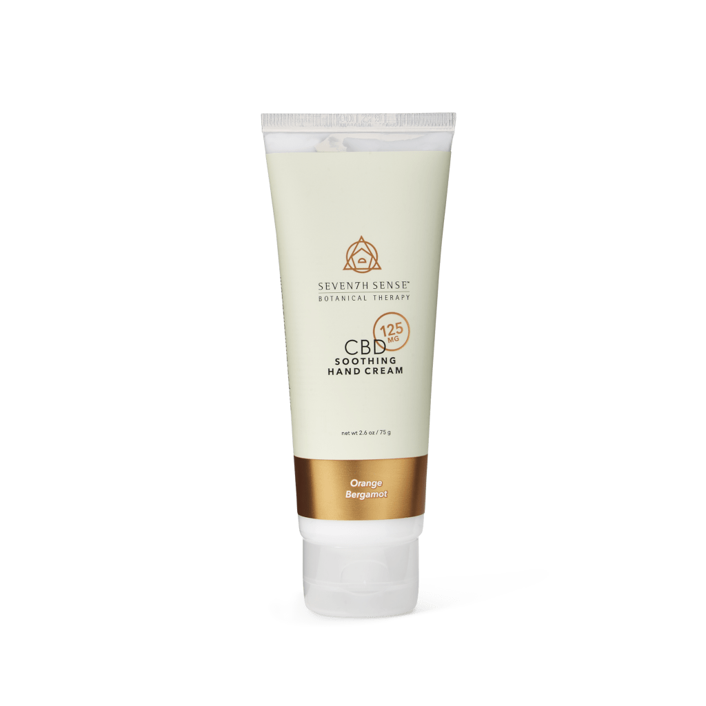 Soothing Hand Cream Orange Bergamot