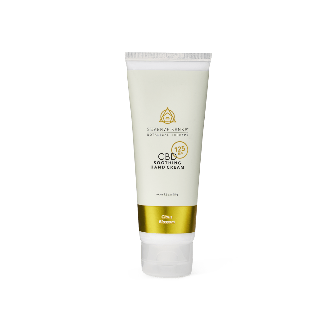 Soothing Hand Cream Citrus Blossom