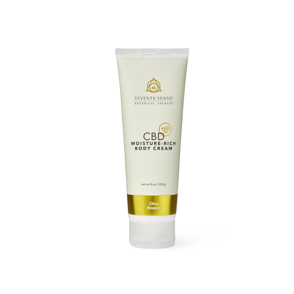 Body Cream Citrus Blossom