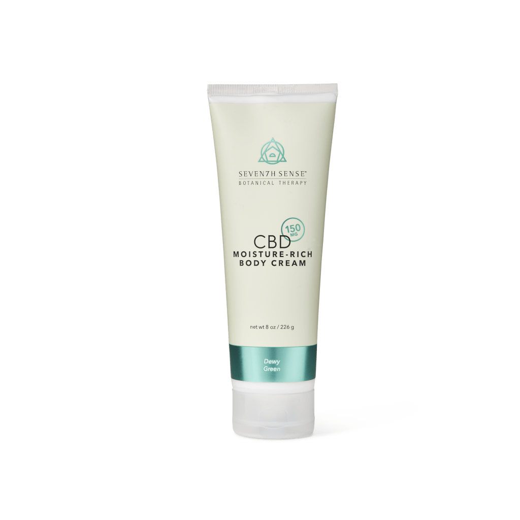Body Cream Dewy Green