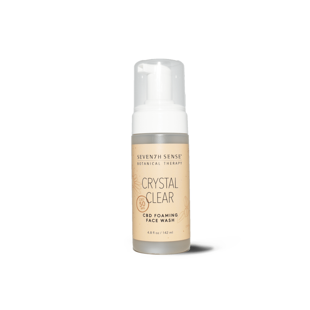 Crystal Clear Foaming Face Wash