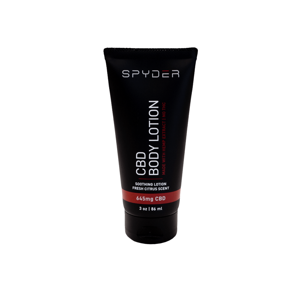 Spyder Travel Body Lotion Fresh Citrus