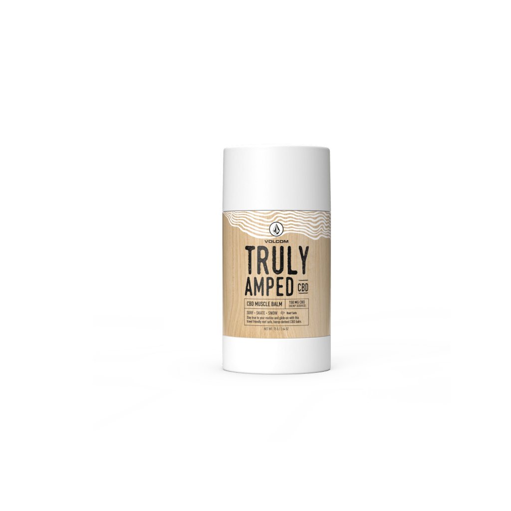 Volcom Truly Amped Muscle Balm