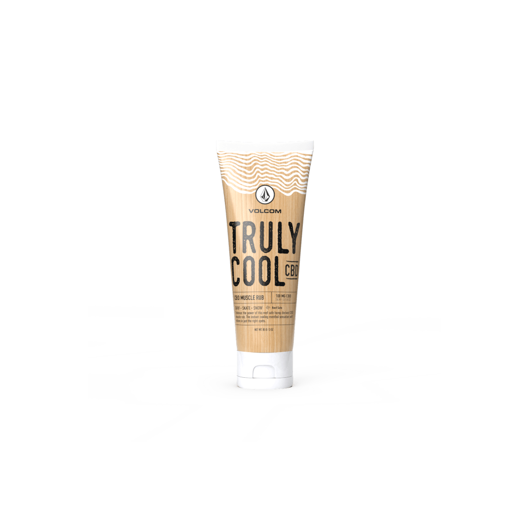 Volcom Truly Cool Muscle Rub