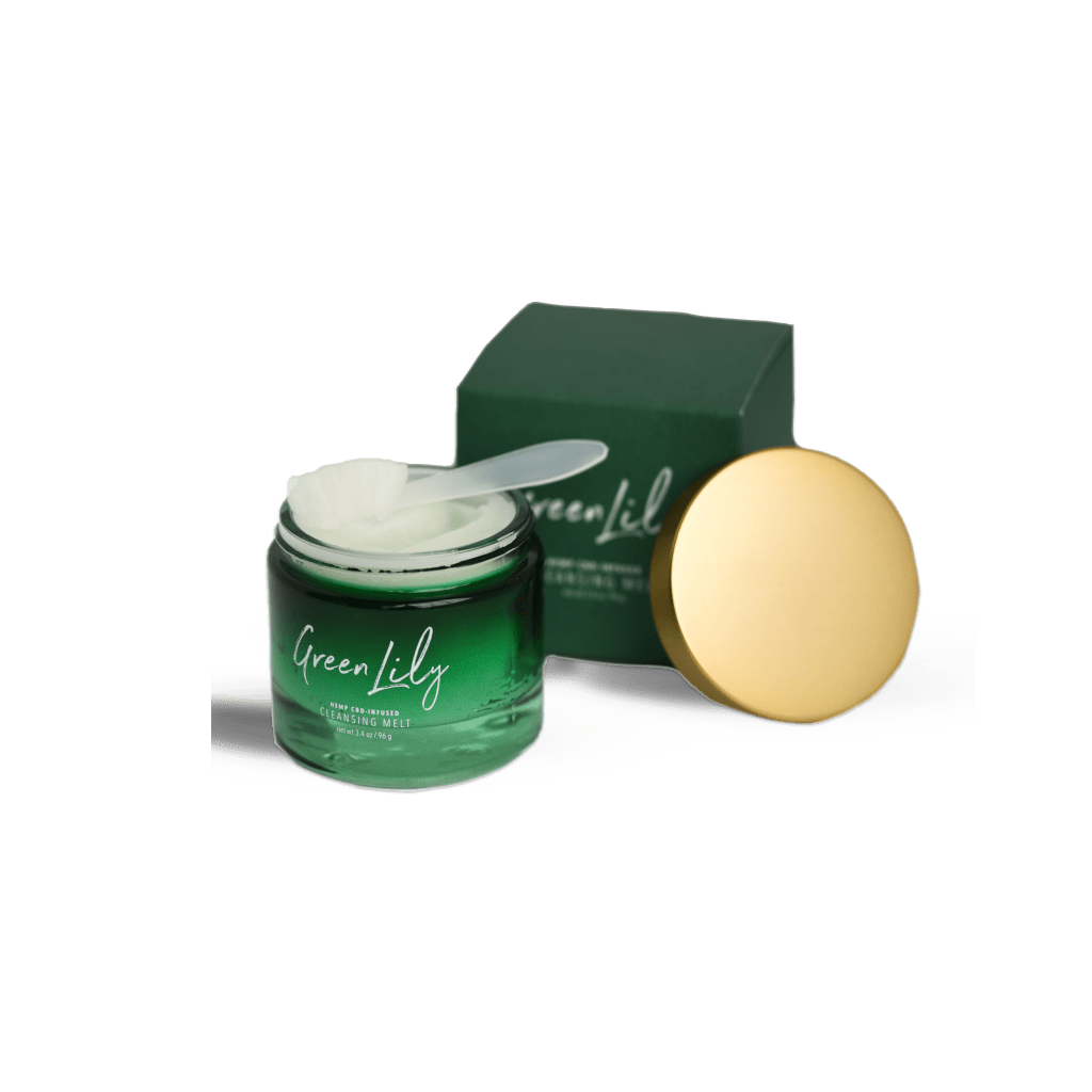 Green Lily Cleansing Melt
