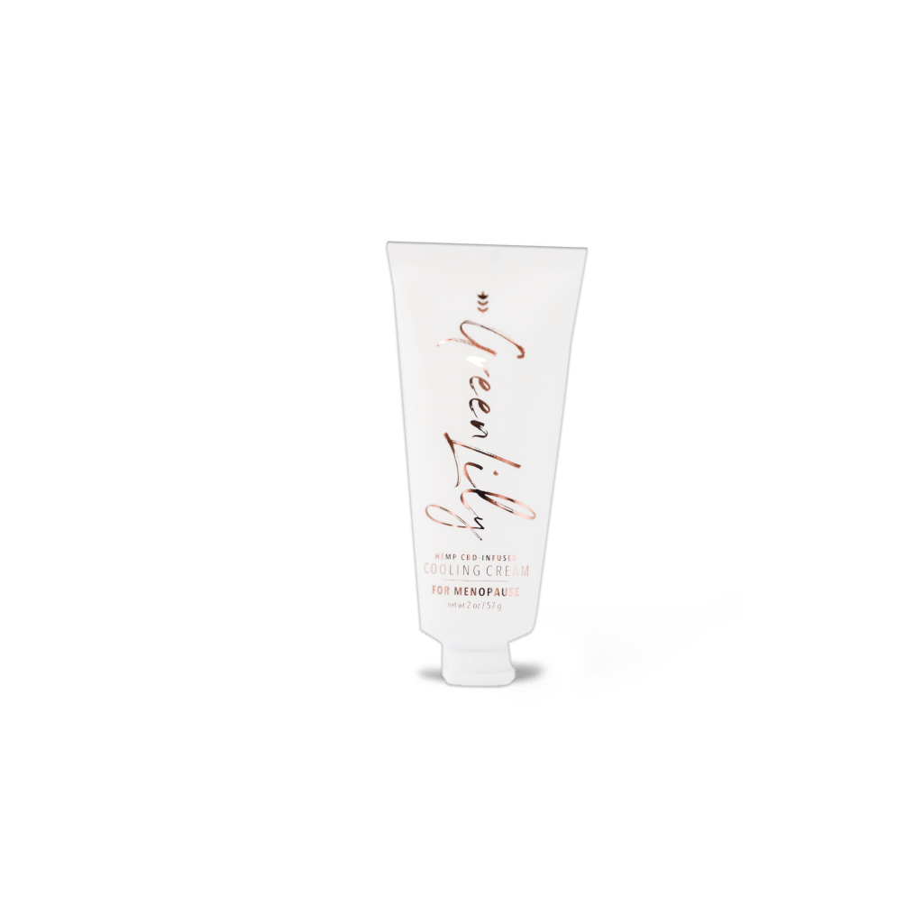 Green Lily Meno Cooling Cream