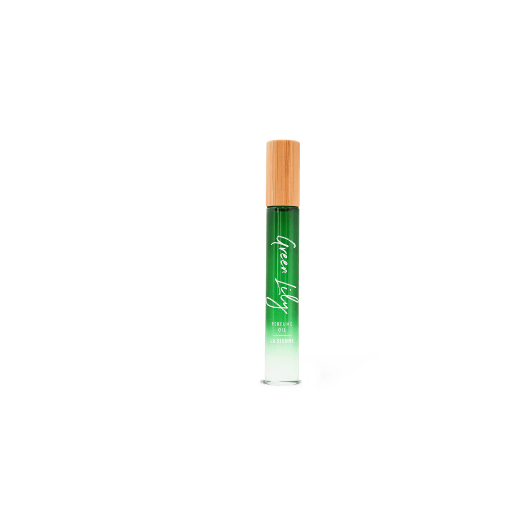 Green Lily Perfume Oil Rollerball La Sienne