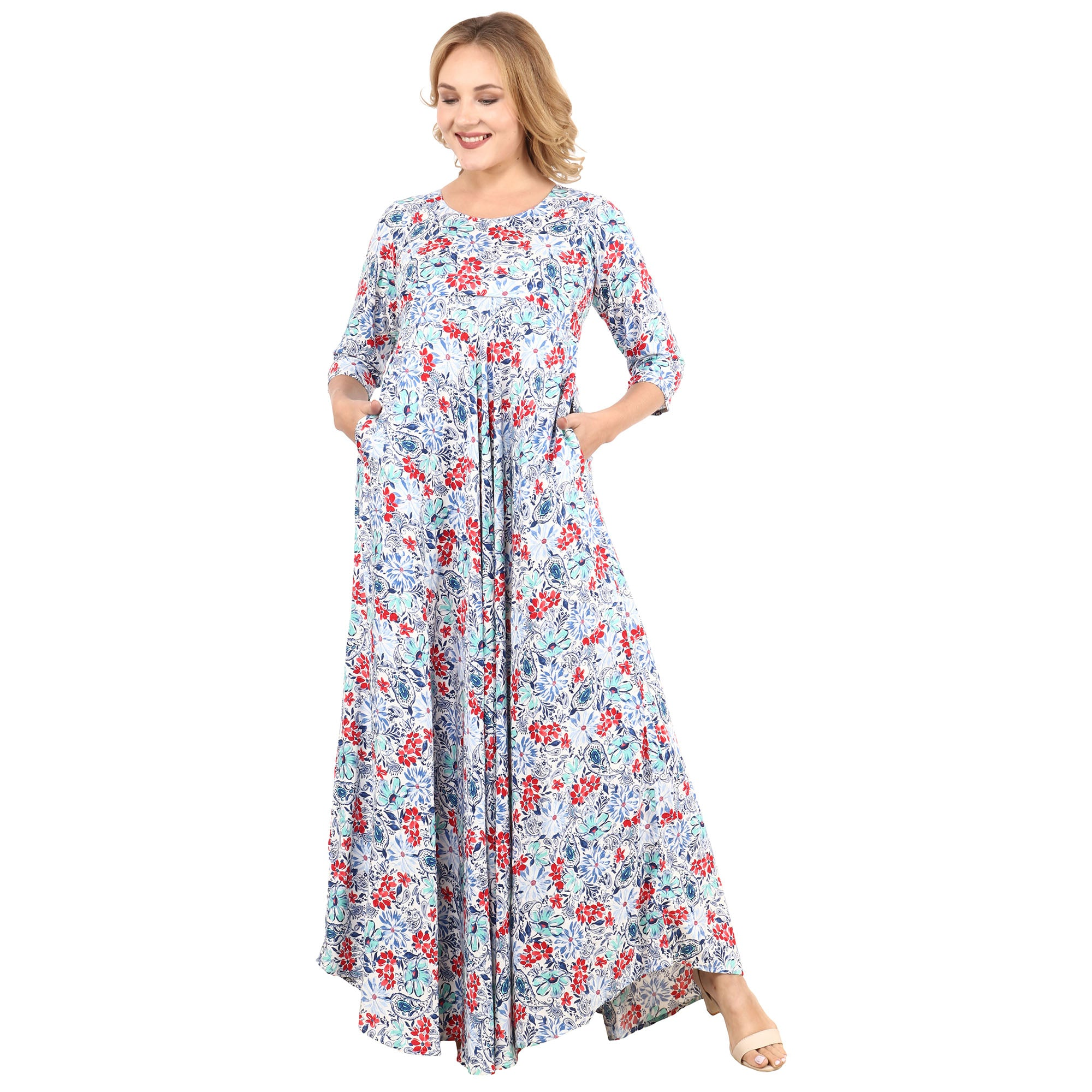 all size, all sizes maternity and nursing suits and dresses, apella, best online store, cotton maternity and nursing suit and dresses, FLARED, GARNET BROWN, gowns, Maternity and nursing mater