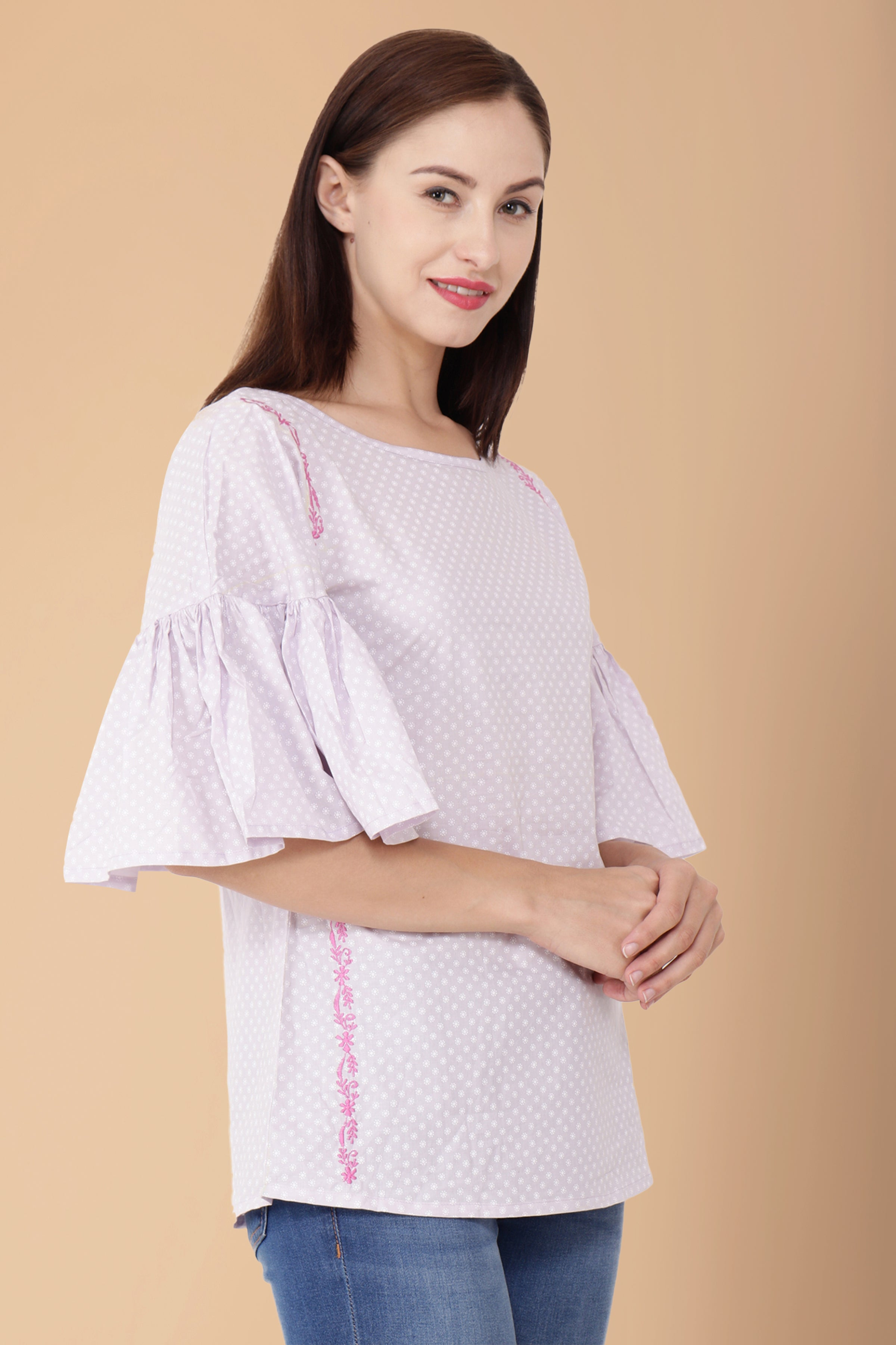 all sizes top and tunics, apella tops and tunics, BELL SLEEVES, BLACK, cotton tops and tunics, designer tops and tunics, EMBROIDERY, plus size top and tunics, RAYON, rayon top and tunics, TOP