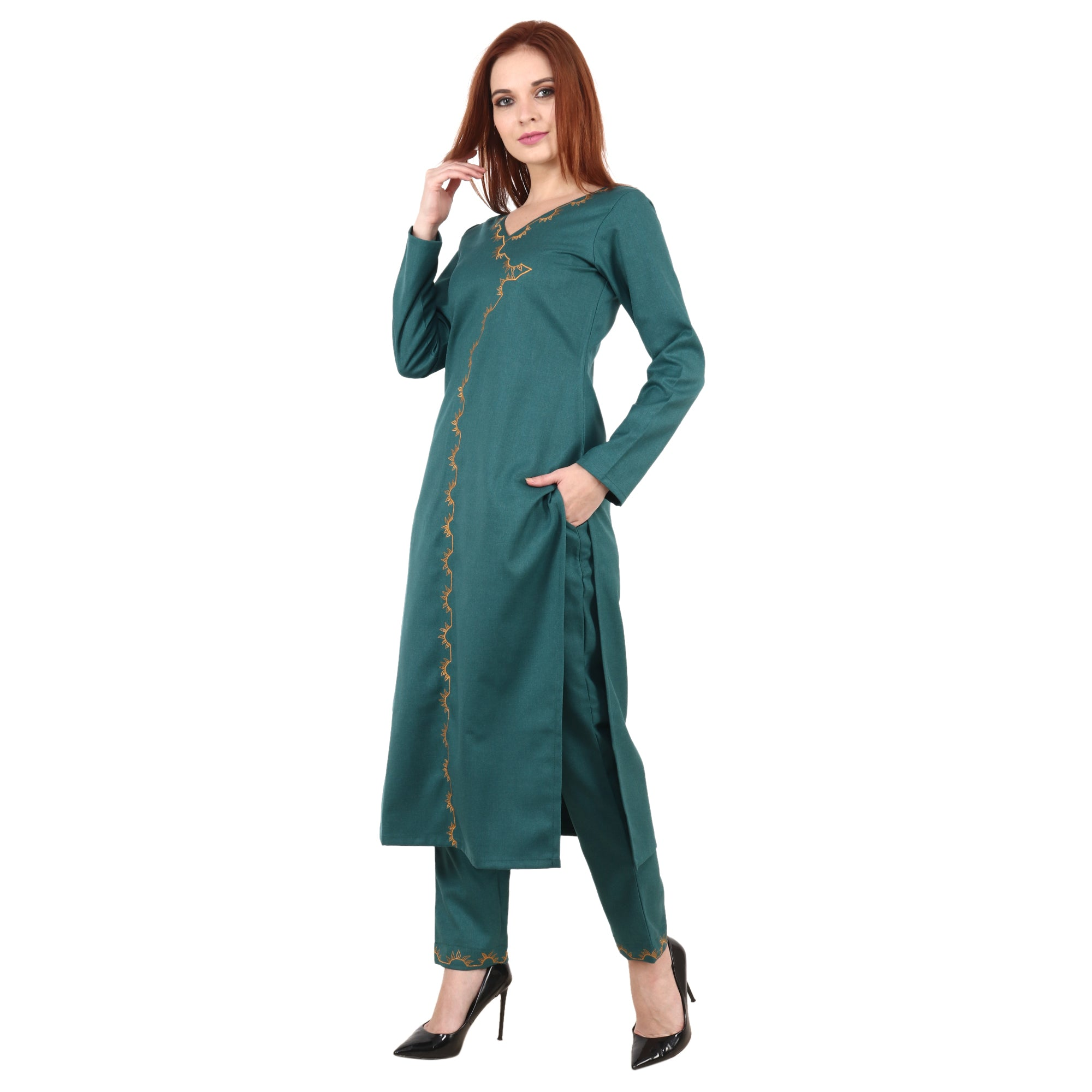 3/4 QUARTER SLEEVES, all size, all sizes, apella, best online store, COFFEE, Kurta Set, kurta suits, MANDARIAN, palazzo suits, plus size, pluz size, reasonable price, shop online, skin friend