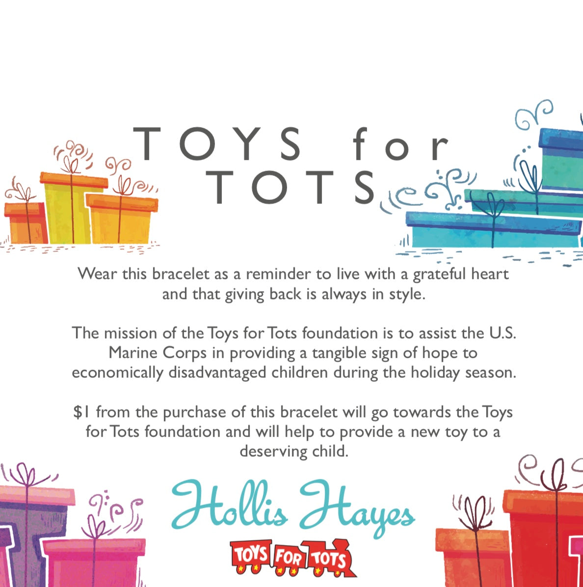 Toys for Tots Foundation