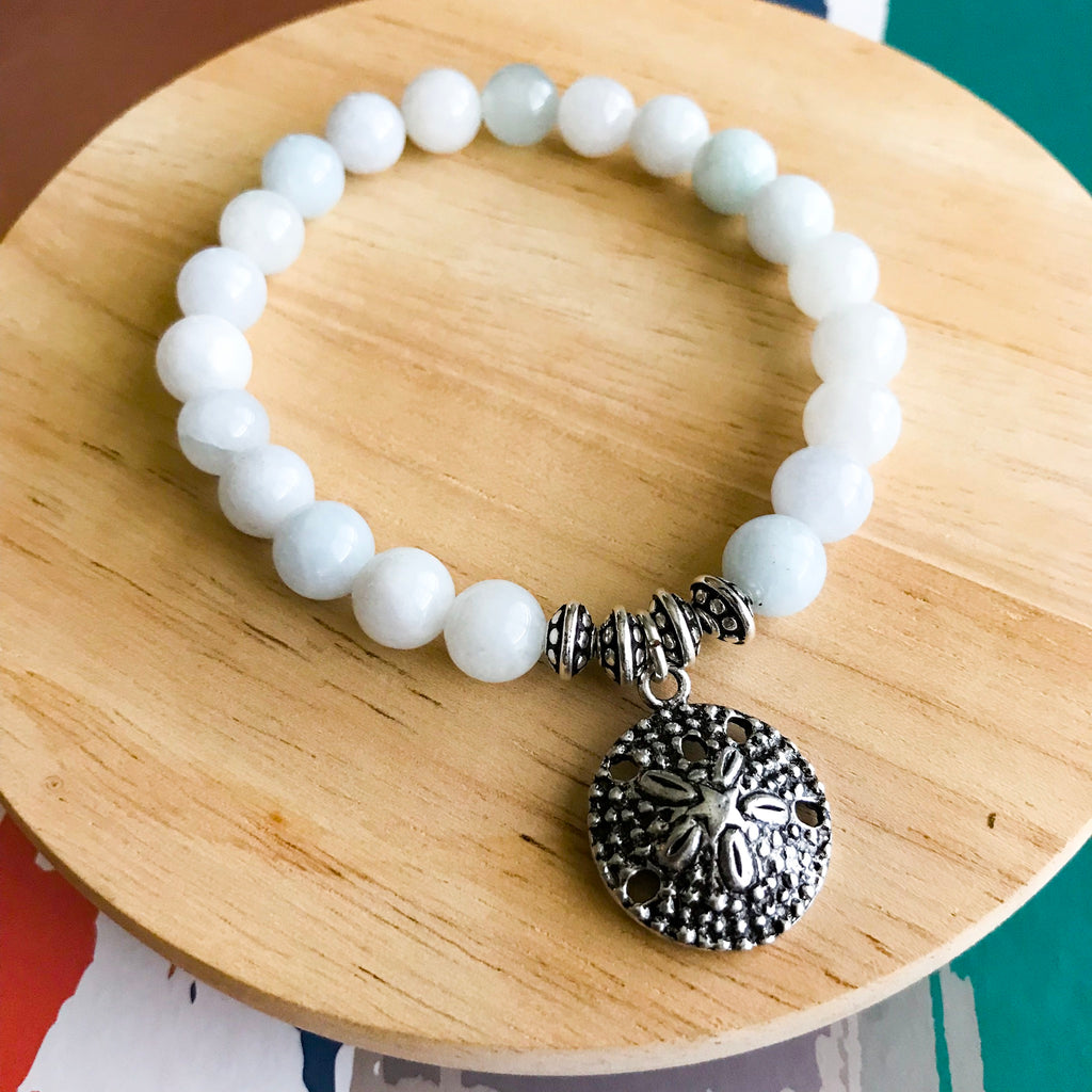 Sand Dollar - bracelet of the month