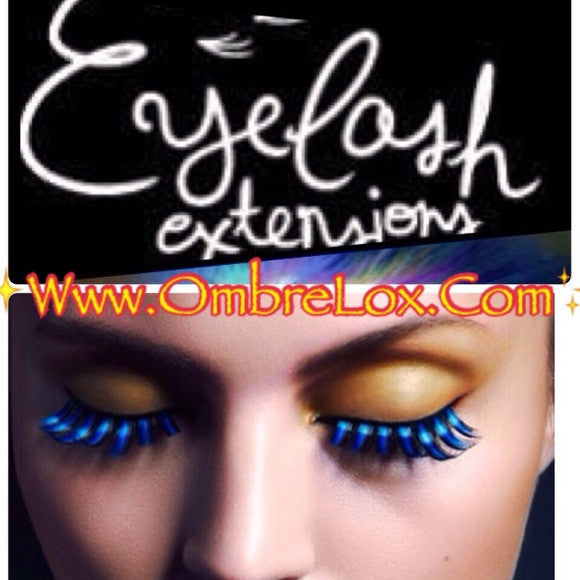 OmbréLox™ Eye Extensions in (OCEANIA)