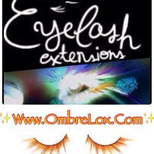 OmbréLox™ Eyelash Extensions In (SUNRISE)