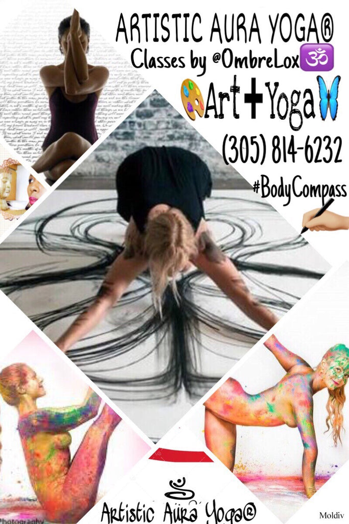 ARTISTIC AURA YOGA® by OmbrèLox™ Aesthetics ((1-Day Pass)