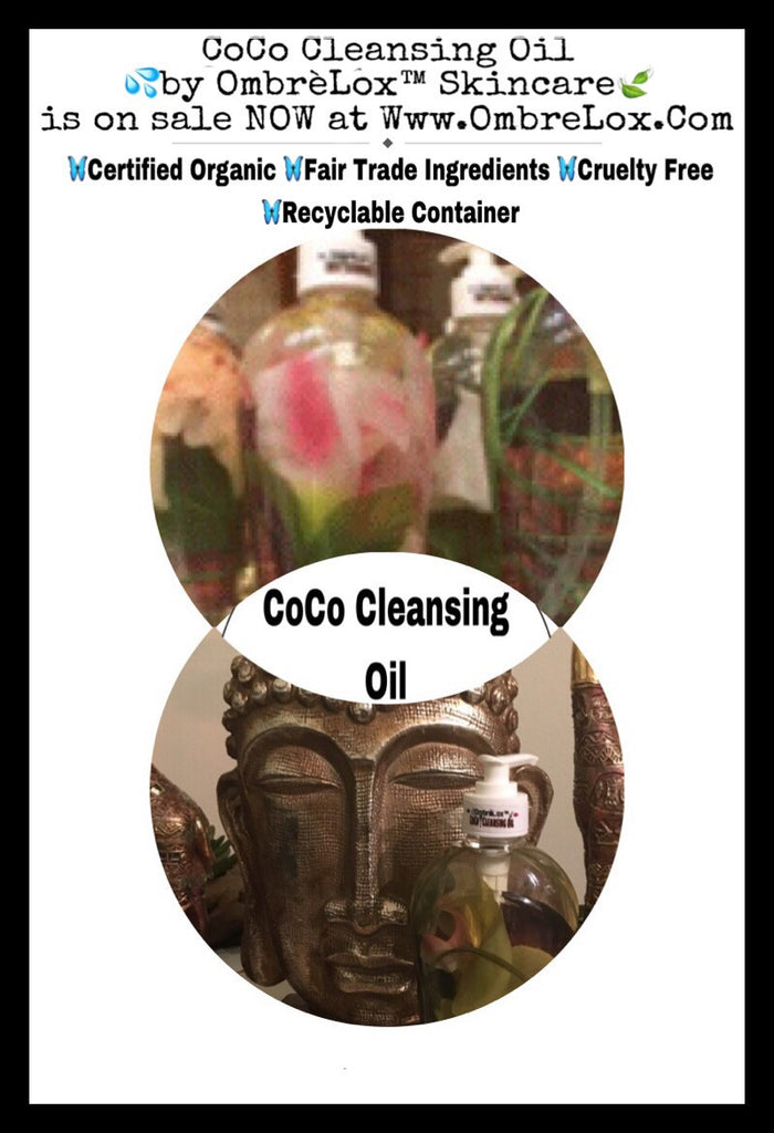 CoCo CLEANSING OIL