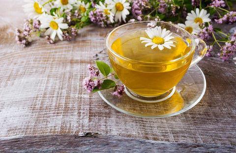 Power Gummies - Chamomile Tea for Boosting Periods Health | Tea The Best Remedies of Period Pain and Reduce Period Cramps