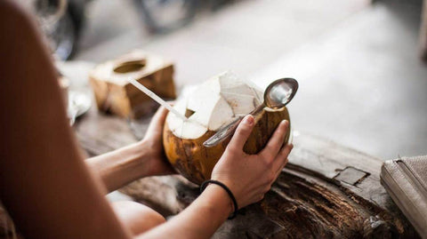 How does drinking coconut water in covid infection helps body | Coconut Water keeps body hydrated to | Power Gummies