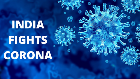 India Stands United Against Covid19 To Fight Hard | Register For Coronavirus Vaccine on CoWin Portal