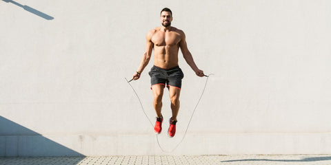Power Gummies - Jumping Rope For Burning Calories