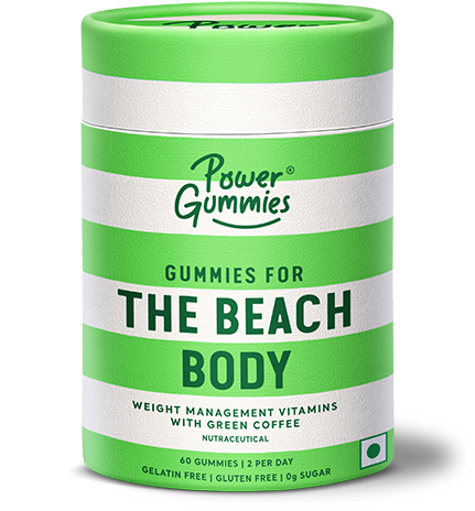 Power Gummies - The Beach Body Gummies | Best Product to Take Care of Bloating and Water Shedding Problems