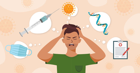 Why coronavirus pandemic is causing so much anxiety & stress for people - Power Gummies