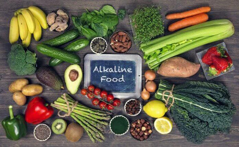 Alkaline Rich Foods are rich source of getting recovered from coronavirus infection quickly | Power Gummies