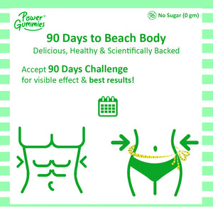The Beach Body Gummies (2 months pack) - Power Gummies