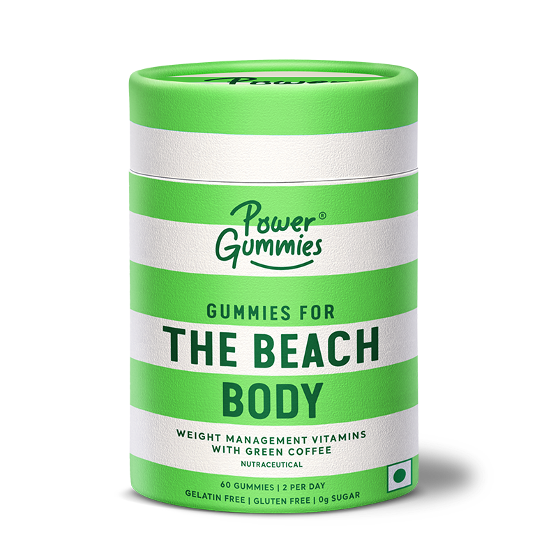 The Beach Body Gummies - Power Gummies