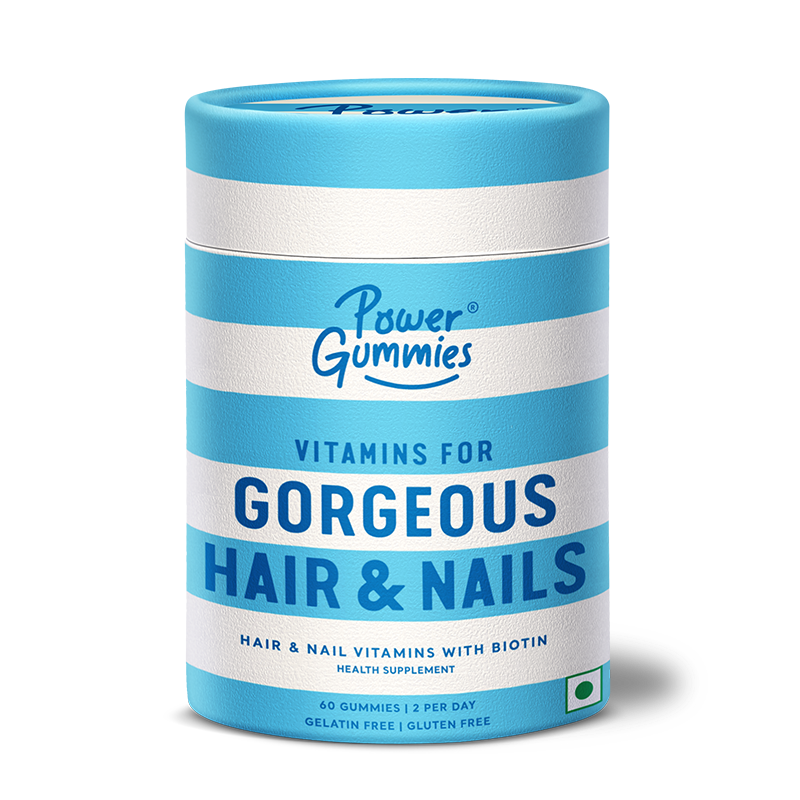 Hair & Nails Vitamin Gummies - Power Gummies