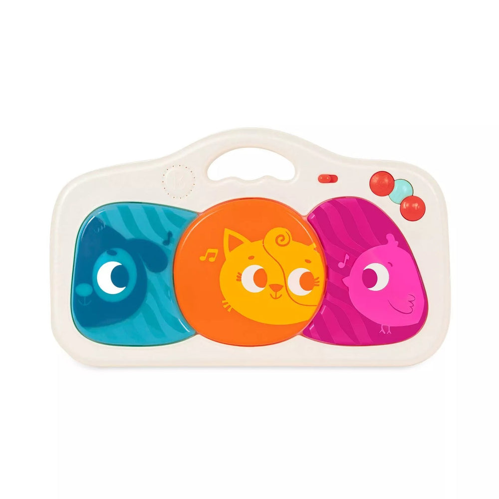 B. toys Musical Party Dance Pad - Lights & Sounds