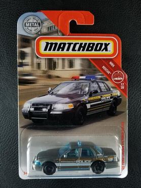 Matchbox MXB Rescue Cars
