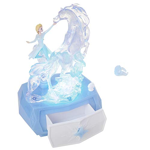 Disney Frozen 2 Elsa & Water Nokk Jewelry Box by Jakks Pasific