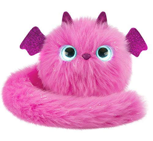 Pomsies Zoey Dragon, Pink/Magenta