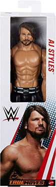 "WWE AJ Styles 12"" Action Figure"