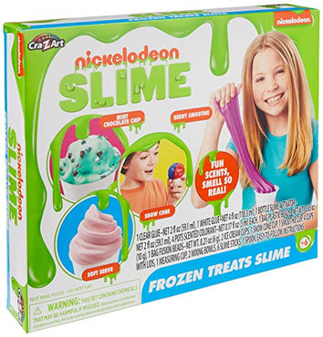 Nickelodeon Frozen Treats Slime Kit