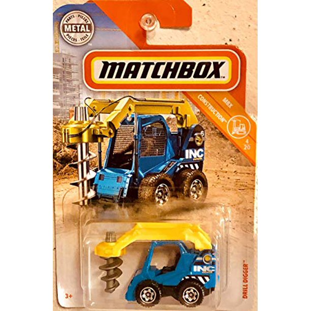 Matchbox MXB CONSTRUCTION