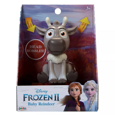 Disney Frozen 2 Head Bobble Baby Reindeer Figure