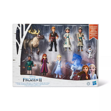 Disney Frozen 2 Ultimate Small Doll Collection (Exclusive) By Hasbro