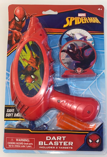 Dart Gun - Spiderman